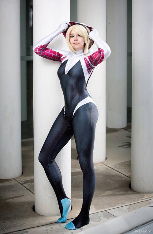 spider-gwen-cosplay-01-1 Cosplay - SpiderGwen #165