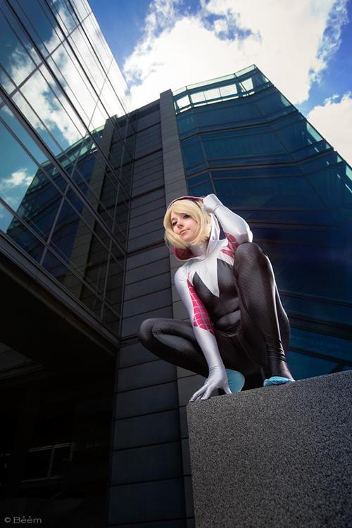 spider-gwen-cosplay-04-1 Cosplay - SpiderGwen #165