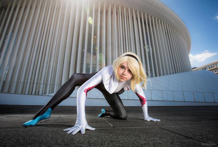 spider-gwen-cosplay-07-1 Cosplay - SpiderGwen #165