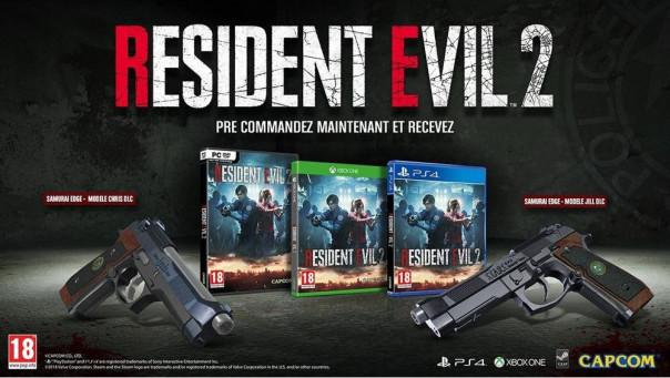 835506-resident-evil-2-precommande-article_image_d-1 Resident Evil 2 - Récap des précommandes (dès 40€)