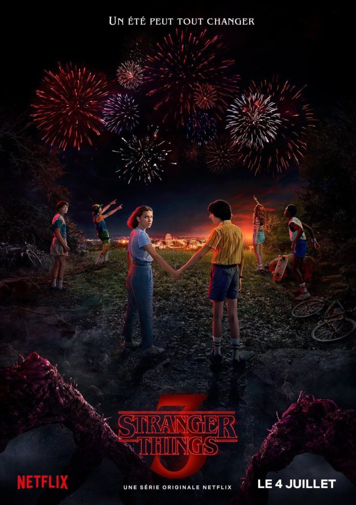 Netflix-stranger-things-saison-3-696x987 Stranger Things Saison 3 - On connait la date