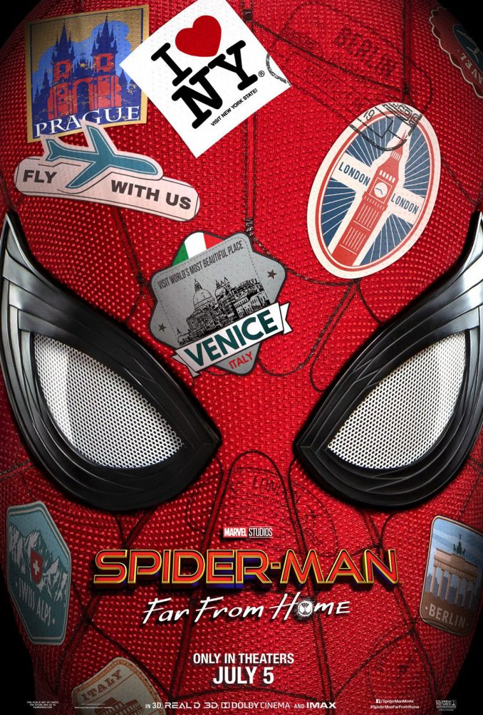 Spider-Man-Far-From-Home-Poster-678x1004 Spider-Man: Far From Home - Découvrons le premier trailer
