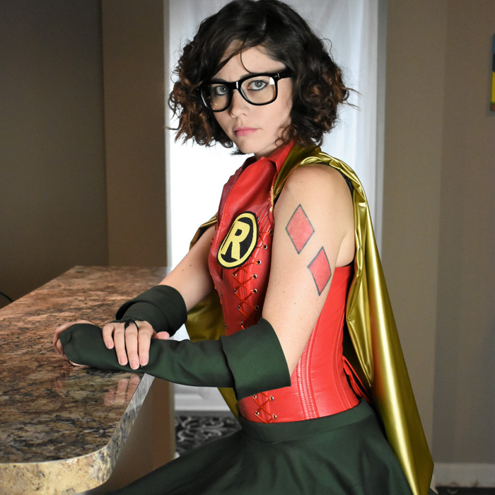 carrie-kelly-robin-cosplay-08 Cosplay - Robin #168