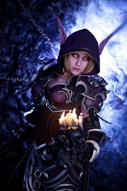 sylvannas-windrunner-cosplay-01 Cosplay - World of Warcraft - Sylvanas Windrunner #167