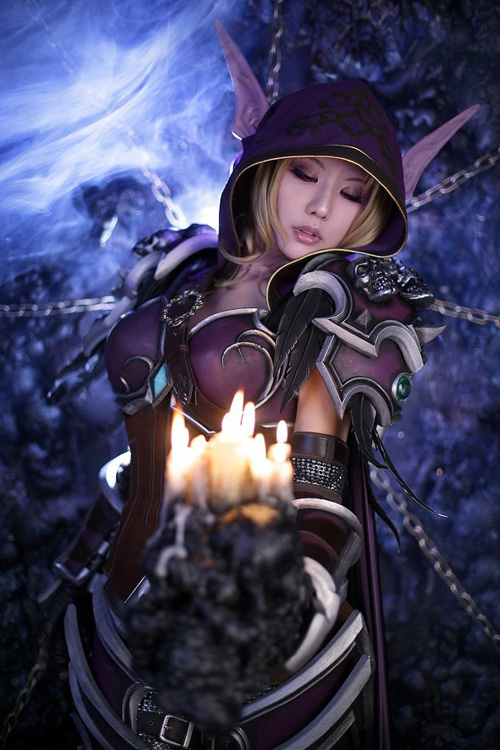 sylvannas-windrunner-cosplay-02 Cosplay - World of Warcraft - Sylvanas Windrunner #167