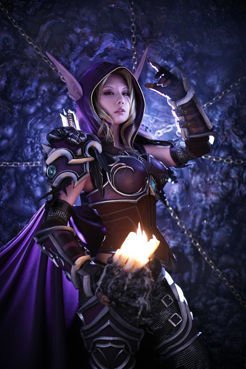 sylvannas-windrunner-cosplay-03-1 Cosplay - World of Warcraft - Sylvanas Windrunner #167