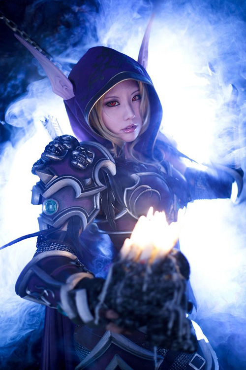 sylvannas-windrunner-cosplay-04 Cosplay - World of Warcraft - Sylvanas Windrunner #167