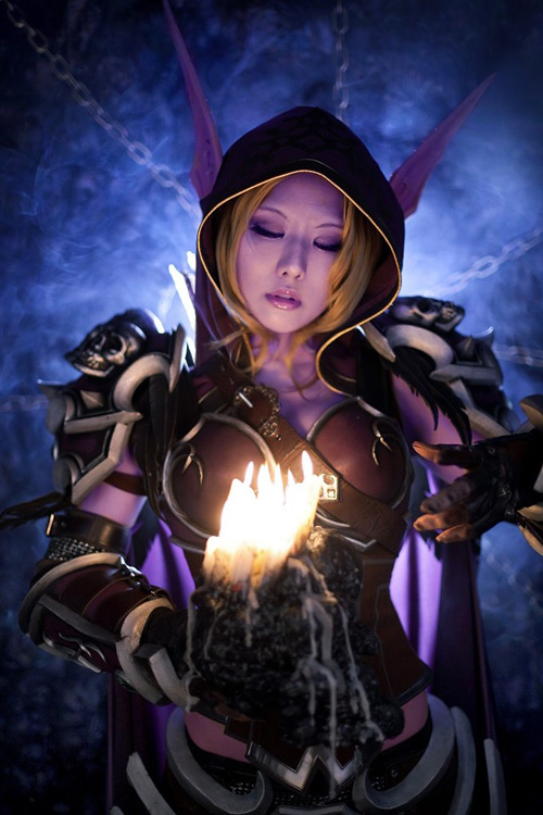 sylvannas-windrunner-cosplay-05 Cosplay - World of Warcraft - Sylvanas Windrunner #167