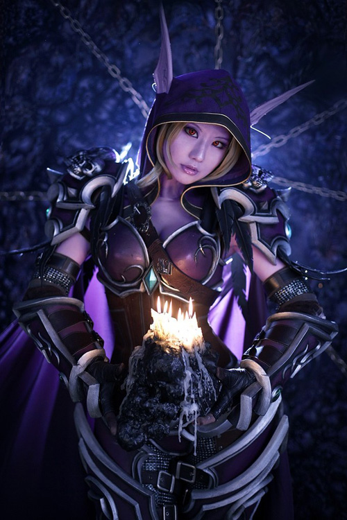 sylvannas-windrunner-cosplay-06 Cosplay - World of Warcraft - Sylvanas Windrunner #167