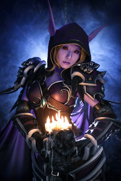 sylvannas-windrunner-cosplay-07 Cosplay - World of Warcraft - Sylvanas Windrunner #167