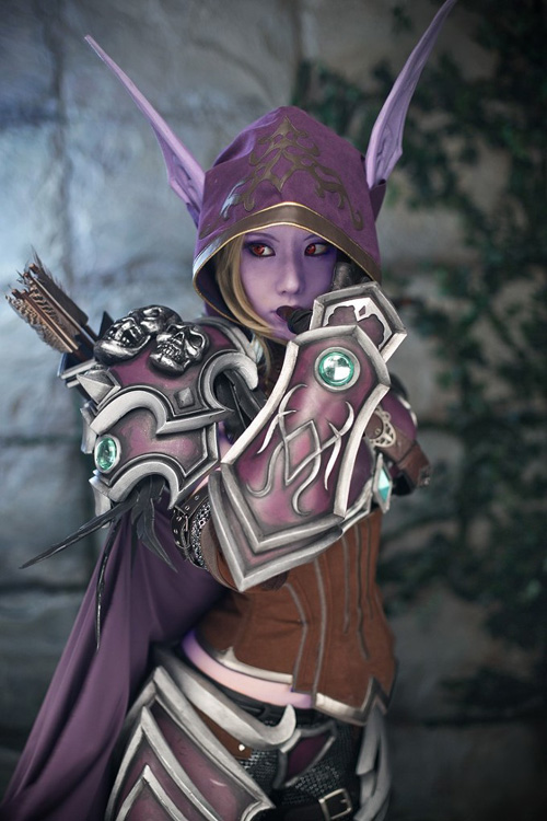 sylvannas-windrunner-cosplay-09 Cosplay - World of Warcraft - Sylvanas Windrunner #167