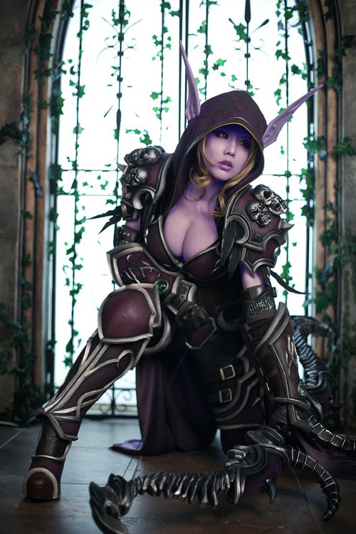 sylvannas-windrunner-cosplay-10 Cosplay - World of Warcraft - Sylvanas Windrunner #167