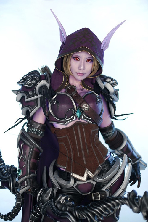 sylvannas-windrunner-cosplay-11 Cosplay - World of Warcraft - Sylvanas Windrunner #167