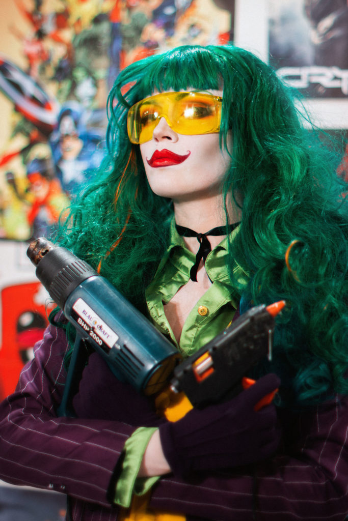 Joker-at-work-by-HydraEvil_519852959-683x1024 Cosplay - The Joker - DC Comics #171