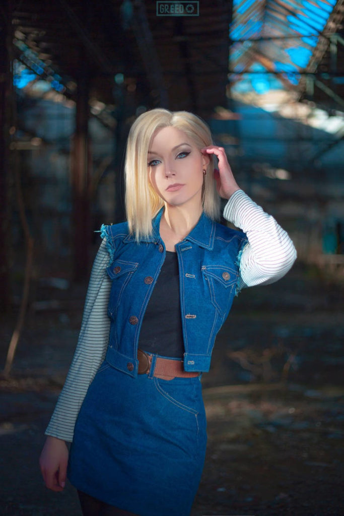 android_18_cosplay_by_lie_chee_dcyzmhl-pre-683x1024 Cosplay - Dragon Ball Z - C18 #170