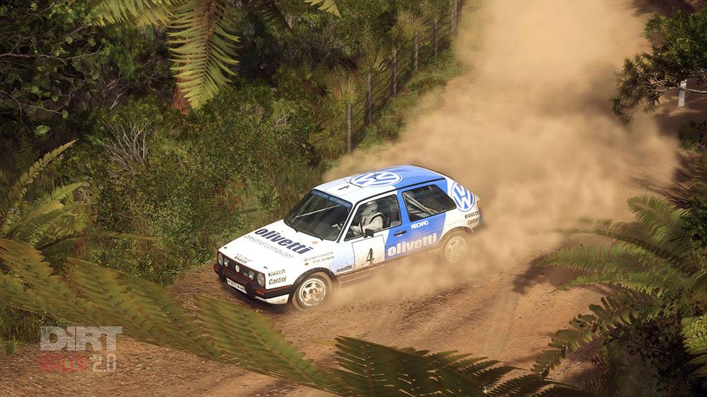 DirtVoitureLegende3 Mon avis sur DiRT Rally 2.0 - DiRT c'est plus fort que toi !