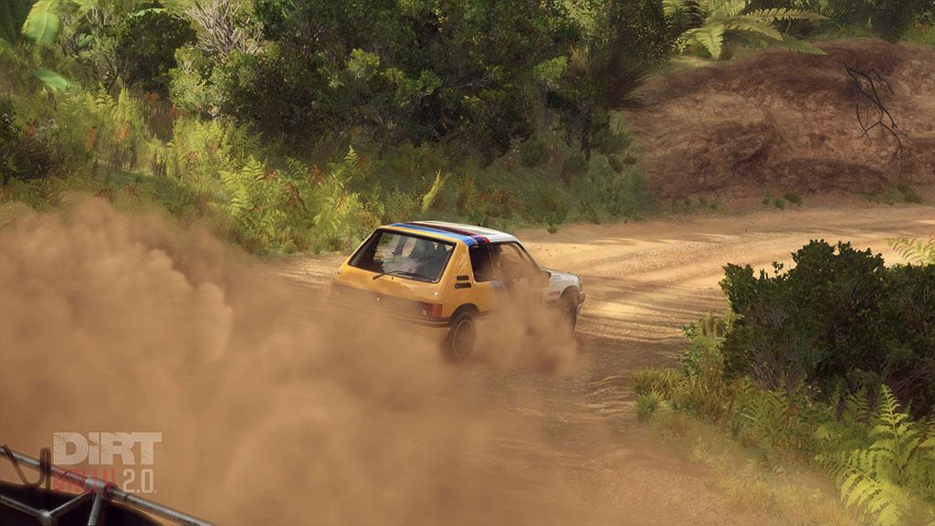 DirtVoitureLegende6 Mon avis sur DiRT Rally 2.0 - DiRT c'est plus fort que toi !