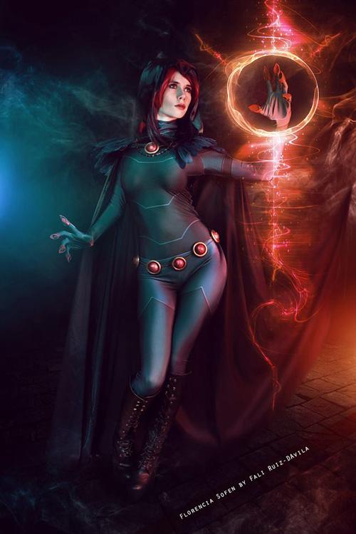 raven-rebirth-cosplay-01 Cosplay - Raven - DC Comic Rebirth #172