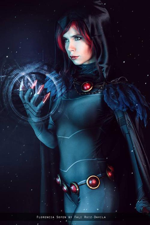 raven-rebirth-cosplay-02 Cosplay - Raven - DC Comic Rebirth #172