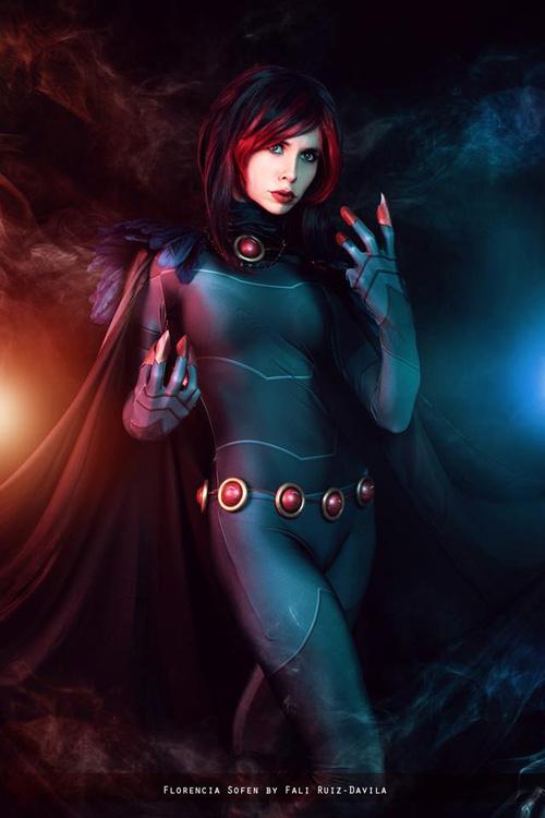 raven-rebirth-cosplay-03 Cosplay - Raven - DC Comic Rebirth #172