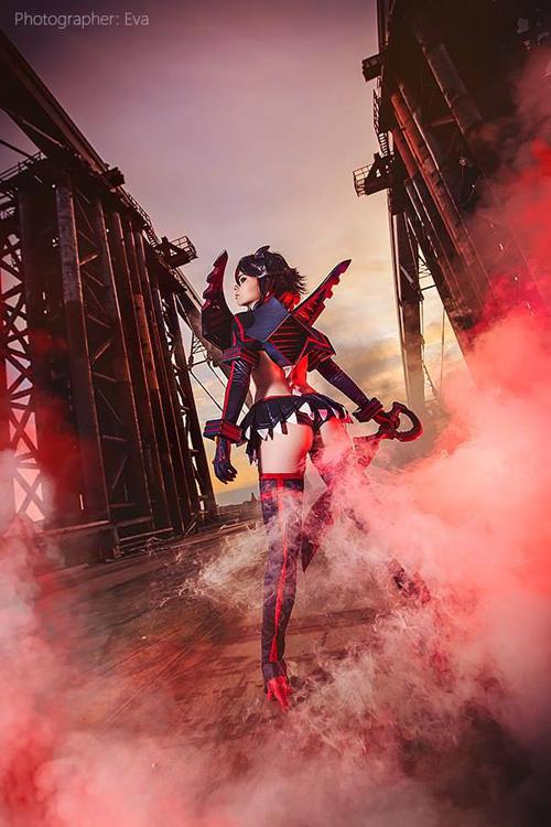 ryuko-matoi-cosplay-05 Cosplay - Kill la Kill - Ryuko Matoi #175