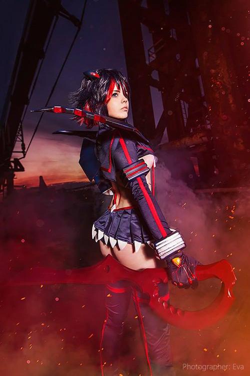 ryuko-matoi-cosplay-06 Cosplay - Kill la Kill - Ryuko Matoi #175