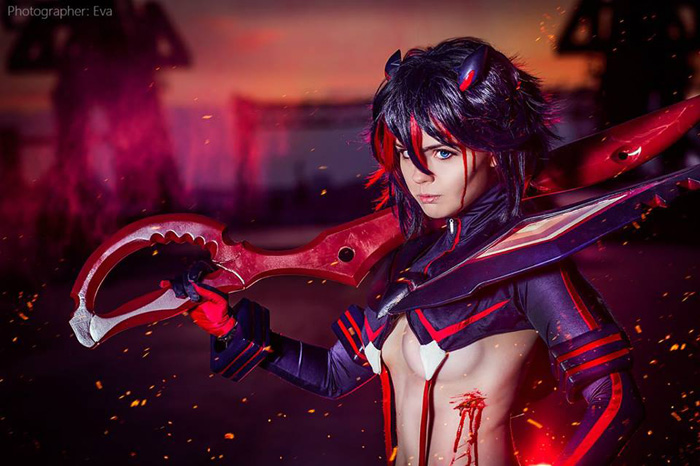 ryuko-matoi-cosplay-10 Cosplay - Kill la Kill - Ryuko Matoi #175