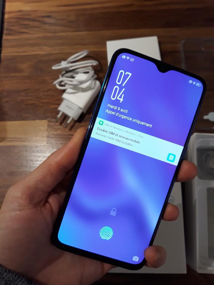 20190409_070456 Présentation du Smartphone RX17 Neo de OPPO