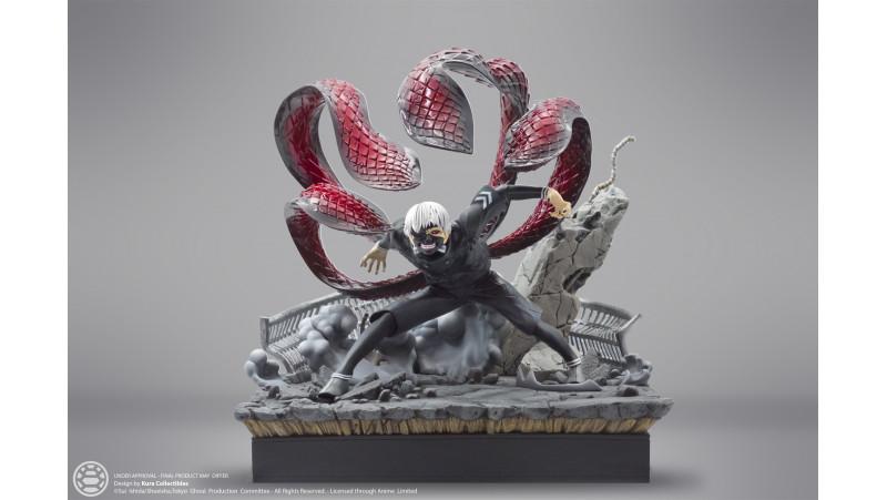 des-fleurs-a-foison Une première figurine pour Kura Collectibles