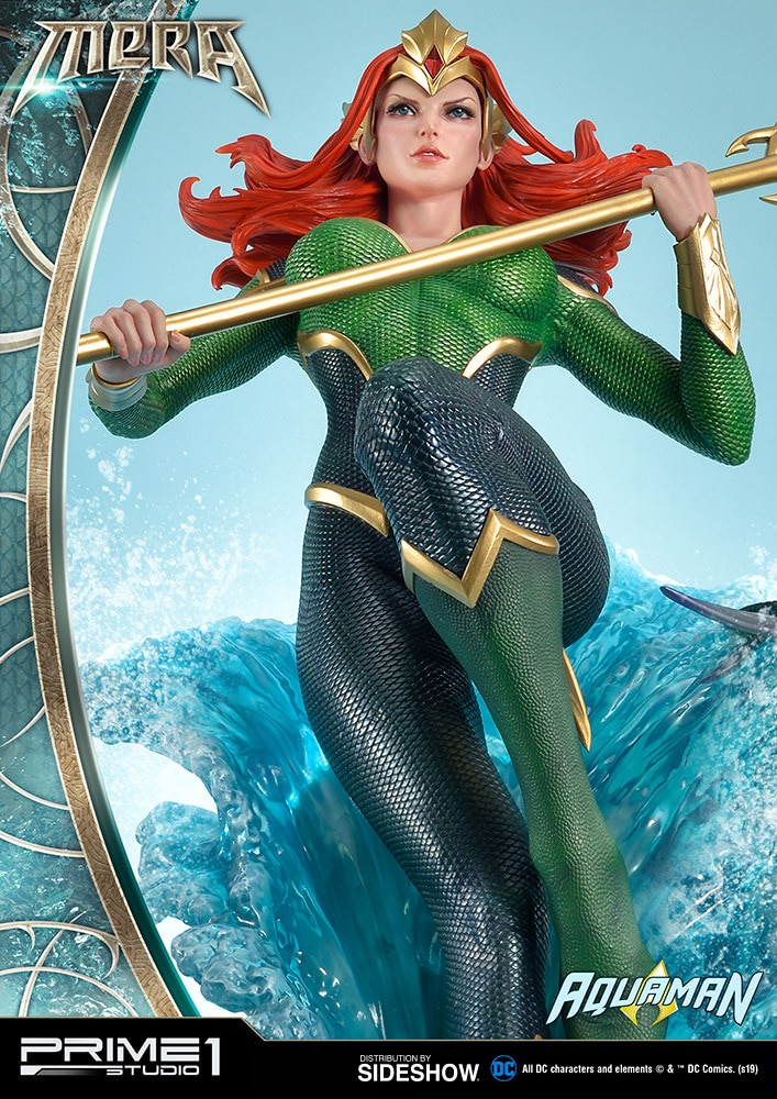 mera_dc-comics_gallery_5c54e1db0a2db Figurine - Aquaman - Mera