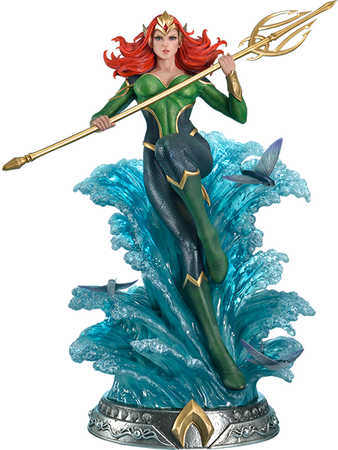 mera_dc-comics_silo Figurine - Aquaman - Mera