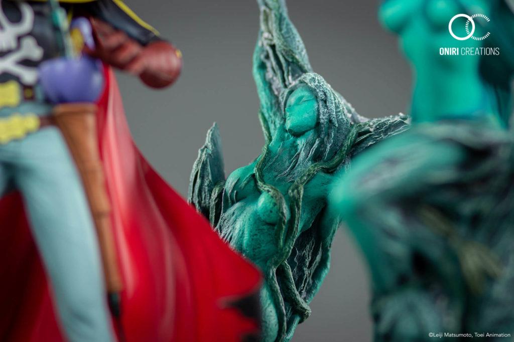 Albator-78-Captain-Harlock-Statue-Oniri-Creations11-1024x682 Oniri Créations et sa magnifique figurine Albator