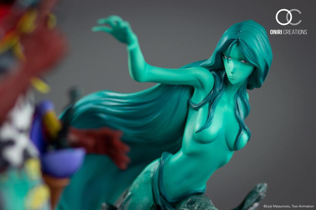 Albator-78-Captain-Harlock-Statue-Oniri-Creations13-1024x682 Oniri Créations et sa magnifique figurine Albator