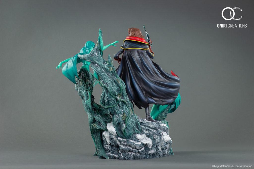Albator-78-Captain-Harlock-Statue-Oniri-Creations4-1024x682 Oniri Créations et sa magnifique figurine Albator