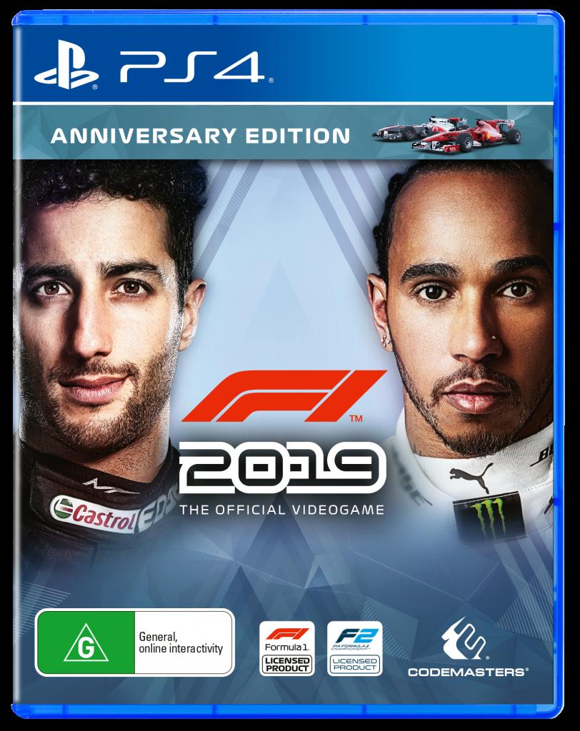 F12019_ANNIVERSARY_P4_2D_AUS-812x1024-812x1024 F1 2019 - Les différentes éditions