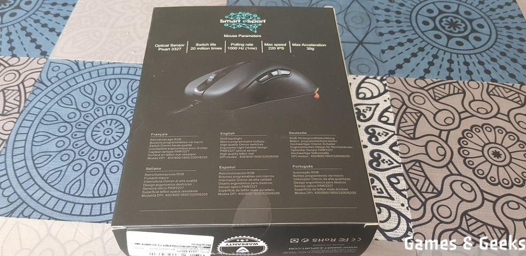 Smart-eSport-Pro-Gaming-Mouse-0015-1024x498 Présentation de la souris gaming Pro Gaming Mouse  de Smart eSport