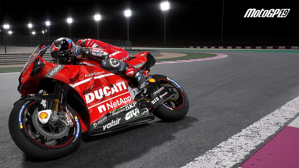 MotoGPQatar2 Mon avis sur Moto GP 19 - Faisons brûler la gomme !
