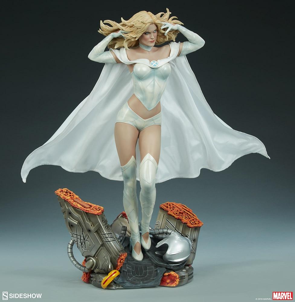 emma-frost_marvel_gallery_5ce5869d4c0cd Figurine - X-Men - Emma Frost - SideShow