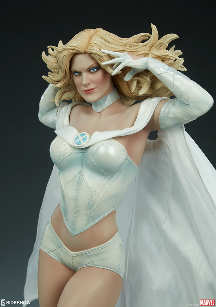 emma-frost_marvel_gallery_5ce5869d93e5b Figurine - X-Men - Emma Frost - SideShow