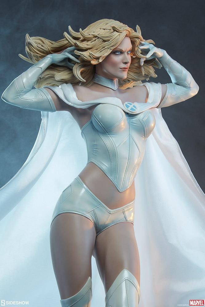 emma-frost_marvel_gallery_5ce586b0c69cf Figurine - X-Men - Emma Frost - SideShow