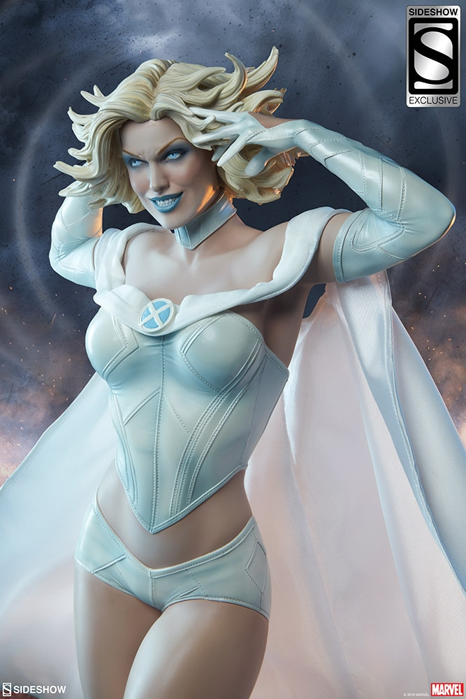 emma-frost_marvel_gallery_5ce58703e5632 Figurine - X-Men - Emma Frost - SideShow
