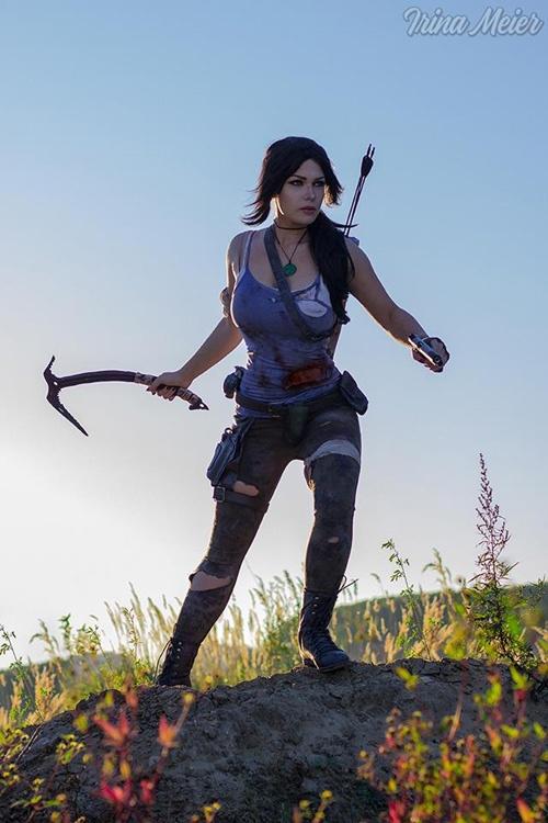 lara-croft-tomb-raider-cosplay-04 Cosplay - Lara Croft #183