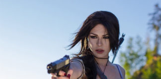 Cosplay - Lara Croft
