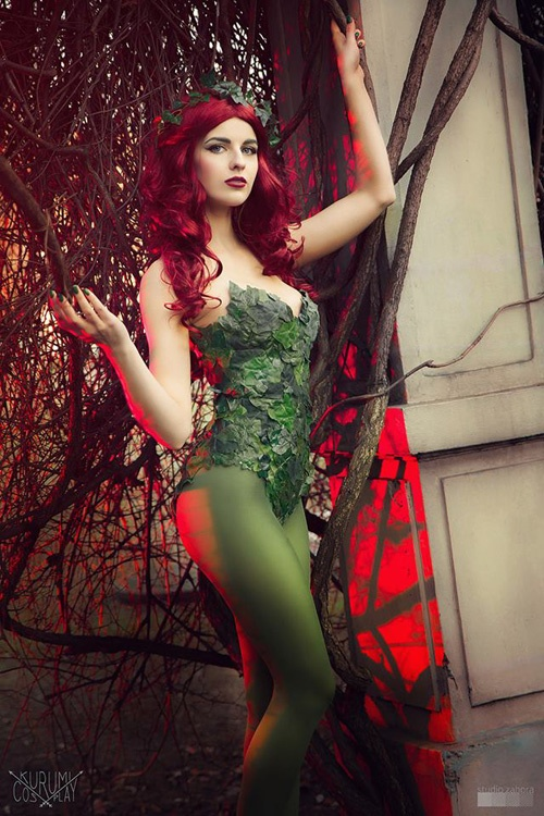 poison-ivy-cosplay-01 Cosplay - Poison Ivy #186