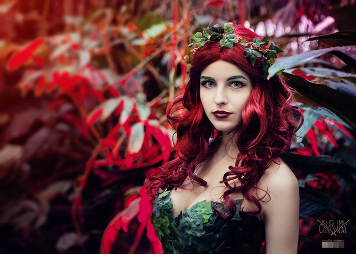 poison-ivy-cosplay-04 Cosplay - Poison Ivy #186