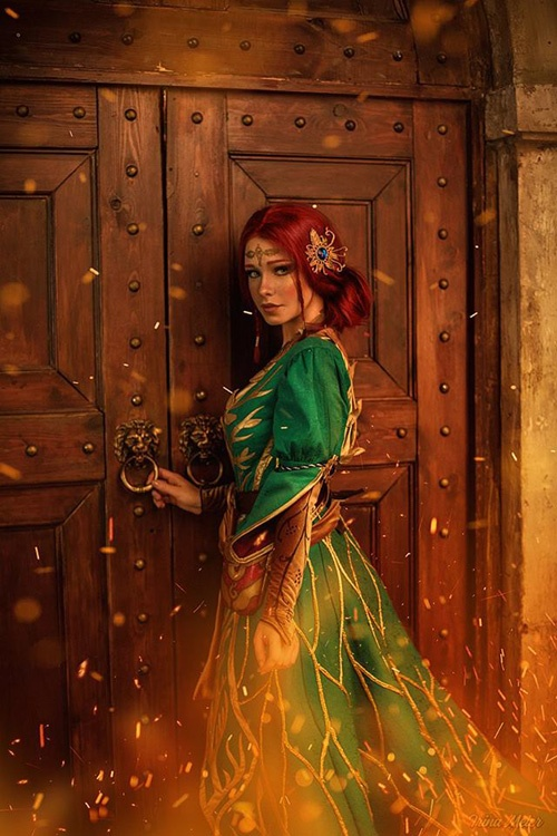 triss-witcher-cosplay-02 Cosplay - The Witcher - Triss #185