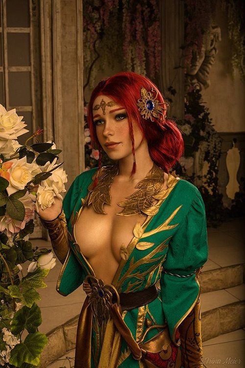 triss-witcher-cosplay-03 Cosplay - The Witcher - Triss #185