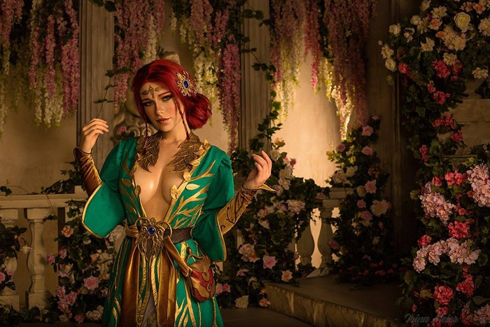 triss-witcher-cosplay-05 Cosplay - The Witcher - Triss #185