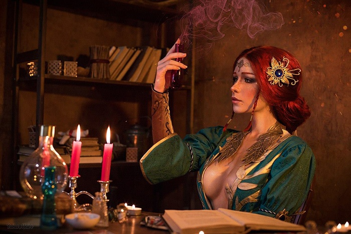 triss-witcher-cosplay-06 Cosplay - The Witcher - Triss #185