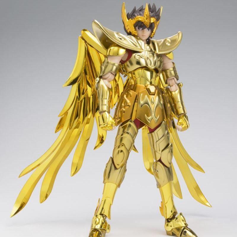 figurine-myth-cloth-ex-manga-san La saga des Myth Cloth - la légendaire gamme de figurines Saint Seiya de Bandai